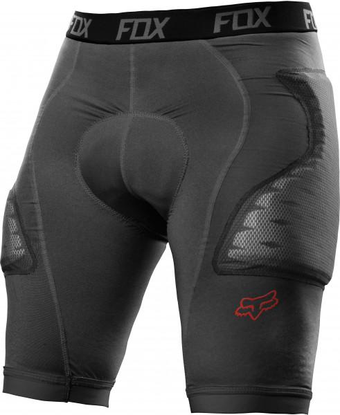 Titan Race Protector Short - Black