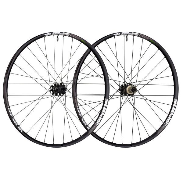 359/350 29 Zoll Vibrocore Laufradsatz mit XD Freilauf- Schwarz