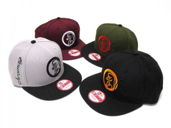 Circle New Era Snapback Cap