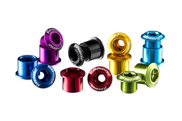 Chainring Bolt Set Kettenblattschrauben - 7mm