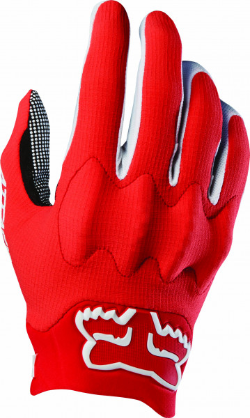 Attack Handschuhe - Red/Black