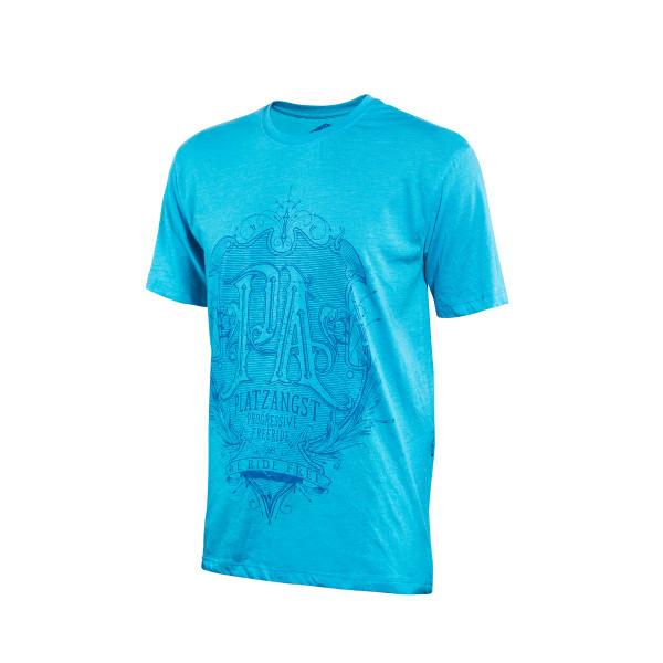 Emblem T-Shirt - blue