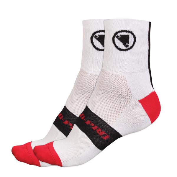 FS260 Pro Socken Doppelpack - Weiss