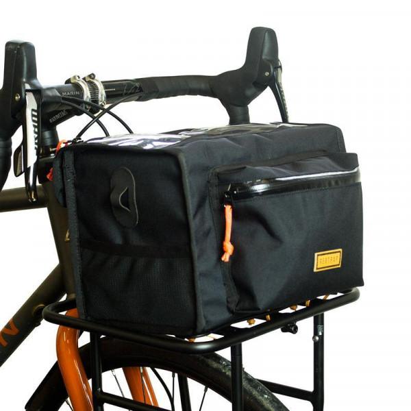 RANDONNEUR BAG Gepäckträgertasche schwarz S