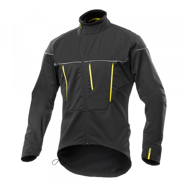Ksyrium Pro Thermo Jacket - schwarz