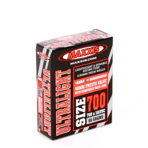 Ultralight Schlauch 700c 28 Zoll - 18/25c