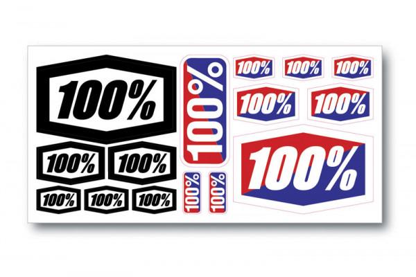 "Decal Kit Sticker 8"" x 4"""