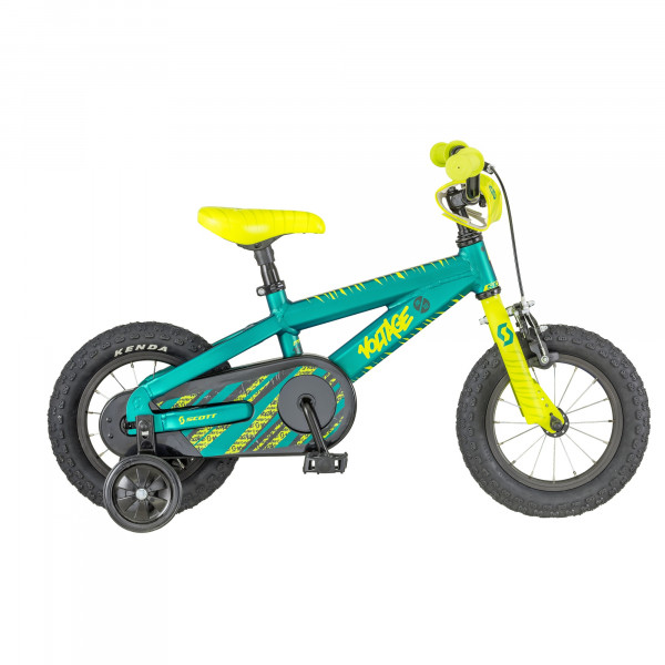 Voltage JR 12 - Kids - grün/gelb