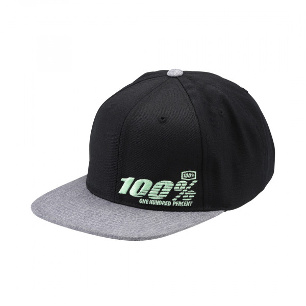 Camber Snapback Hat