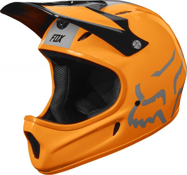Rampage Helm - Orange