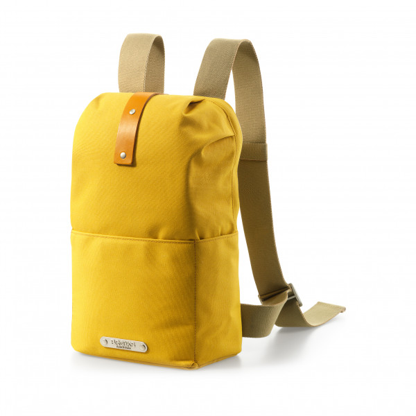 Dalston Rucksack - Small - curry/ochre