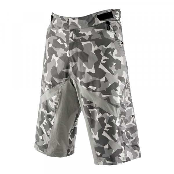 Slickrock Short - Camouflage Gray