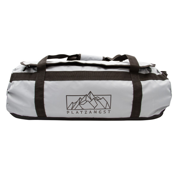 Duffel Travel Bag Grey