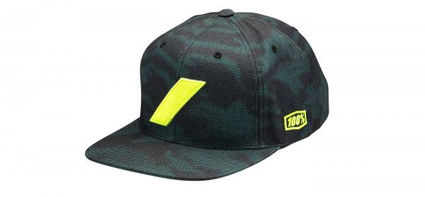 Slash Snapback Hat - Camo