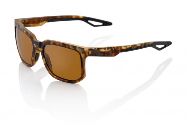 Centric Sonnenbrille - PeakPolar- Soft Tact Havana