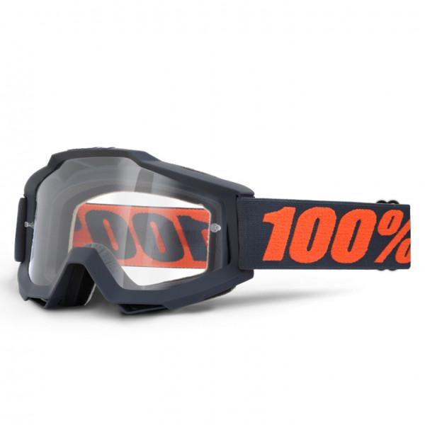 Accuri OTG Goggle für Brillenträger - Gunmetal