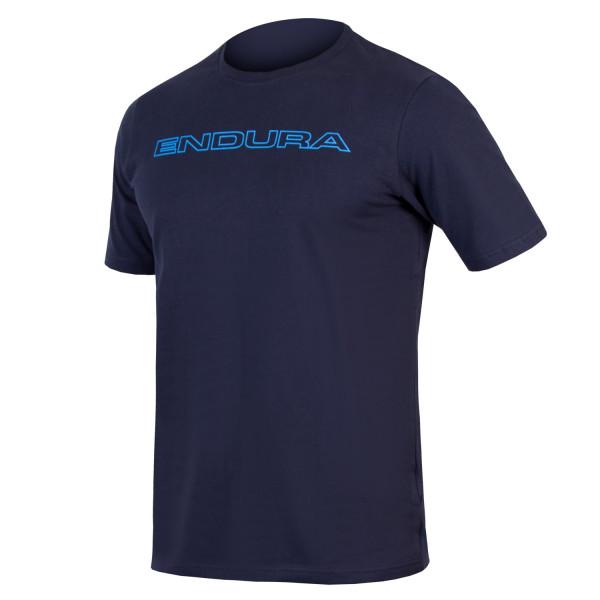 One Clan Carbon T-Shirt - Marineblau