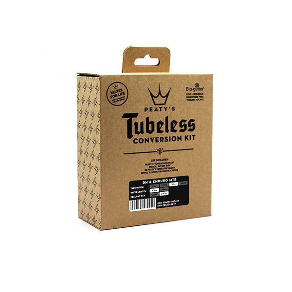 Tubeless Conversion Kit für Road-/Cyclocross