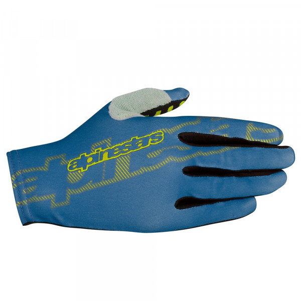 F-Lite Handschuh - Abyss Blue Acid Yellow