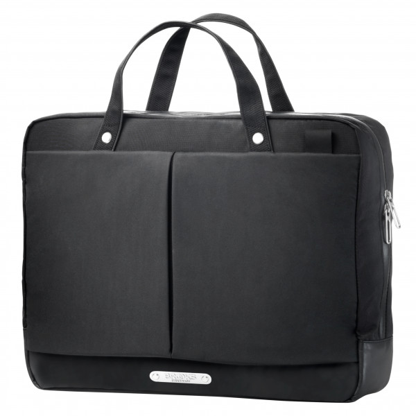 New Street Briefcase Tasche - black