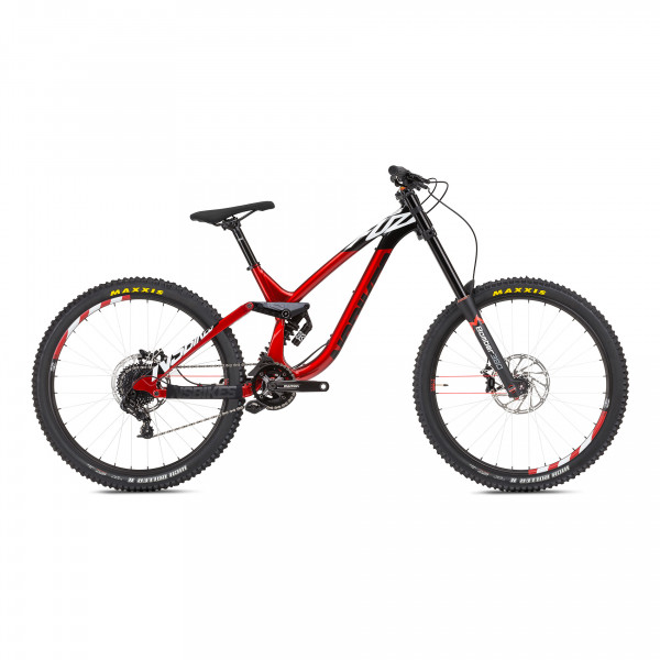 Fuzz 2 650B DH Advanced Mountainbike - 2018