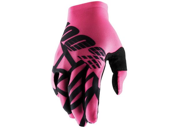 Celium 2 Handschuhe - Neon Pink/Schwarz