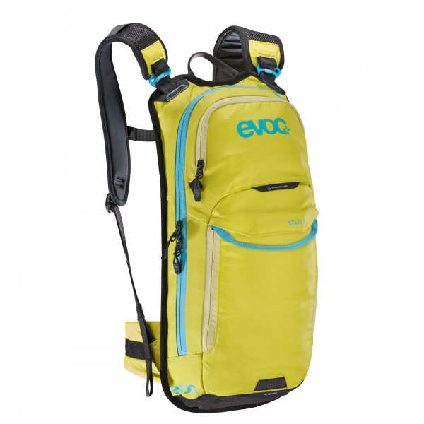Stage 6L Rucksack + 2L Bladder - sulphur