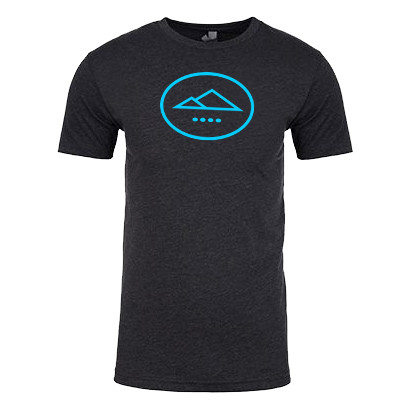 Oval Mountains T-Shirt