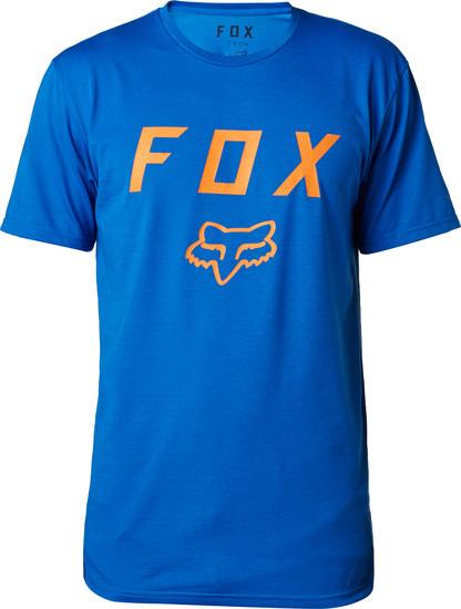 Contended SS Tech T-Shirt - blue