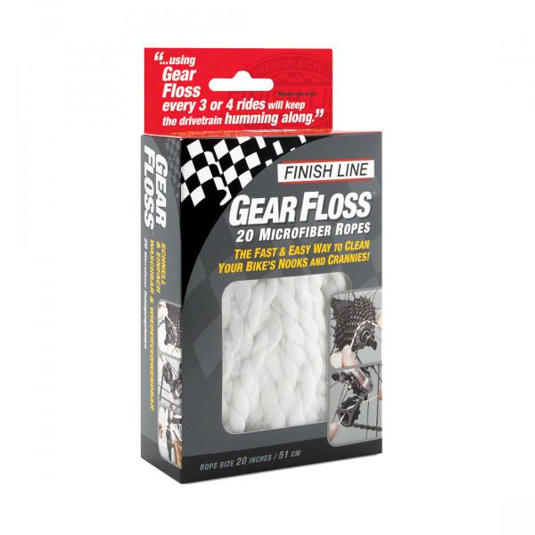 Gear Floss Mikrofaser Reinigungsstrick