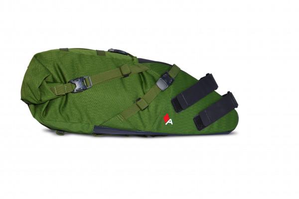Saddle Bag - Satteltasche - green