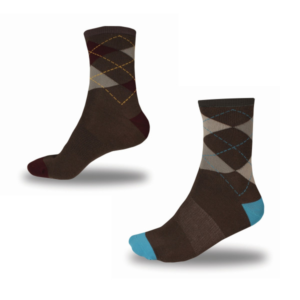 Argyll Socken 2er Pack