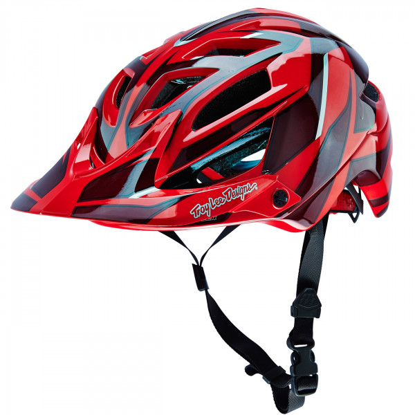 A1 Helm Reflex Red
