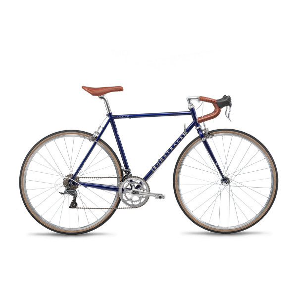 Oxbridge Geared Komplettrad - Blau