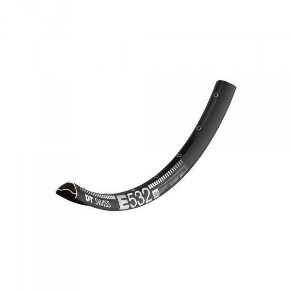 E 532 Disc Felge - 27,5 Zoll - schwarz