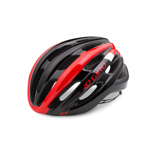 Foray Mips Helm - red/black