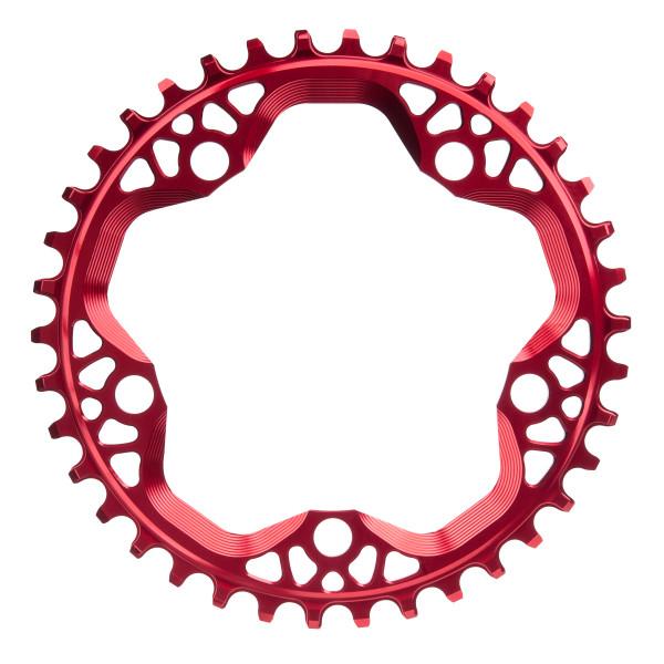 Cyclocross Kettenblatt - 110 BCD 5-loch - rot