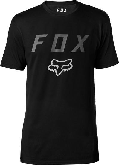 Contended SS Tech T-Shirt - black