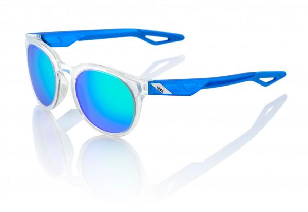 Campo Sonnenbrille - Mirror Lense - Clear Green