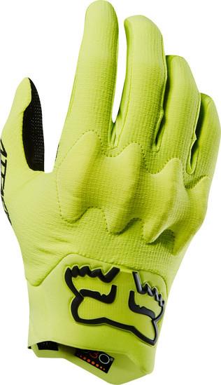 Attack Glove yellow/black