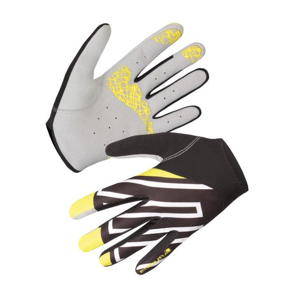 Hummvee Lite Handschuh - Gelb