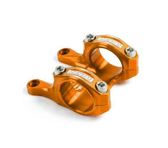 Direct Mount Vorbau 40 mm orange