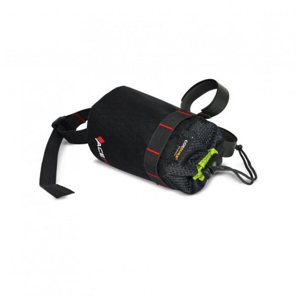 Bike Bottle Bag Holster - black