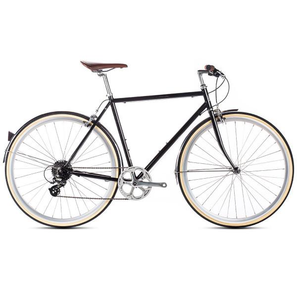 Delano City Bike - black