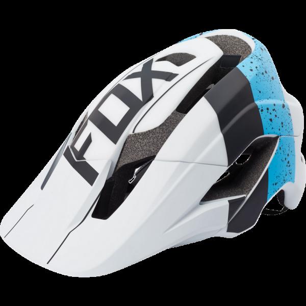 Metah Helmet Kroma Blue/White