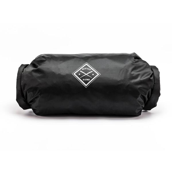 Dry Bag 14 Liter 2-Seitig - Schwarz