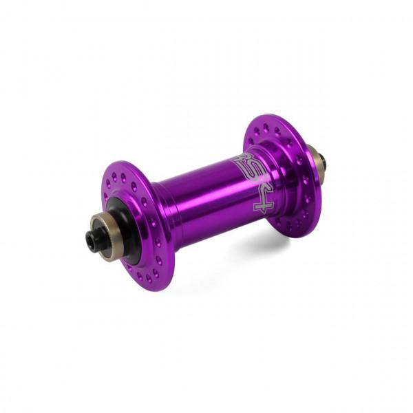 RS4 Road Vorderradnabe QR 9x100mm - purple