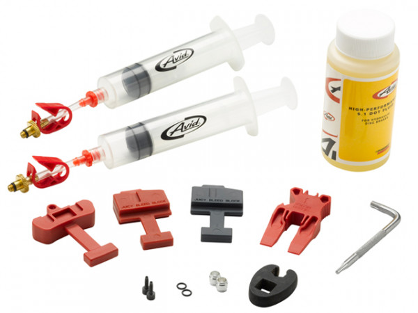 Entlüftungskit für hydraulische Discs Bleeding Kit