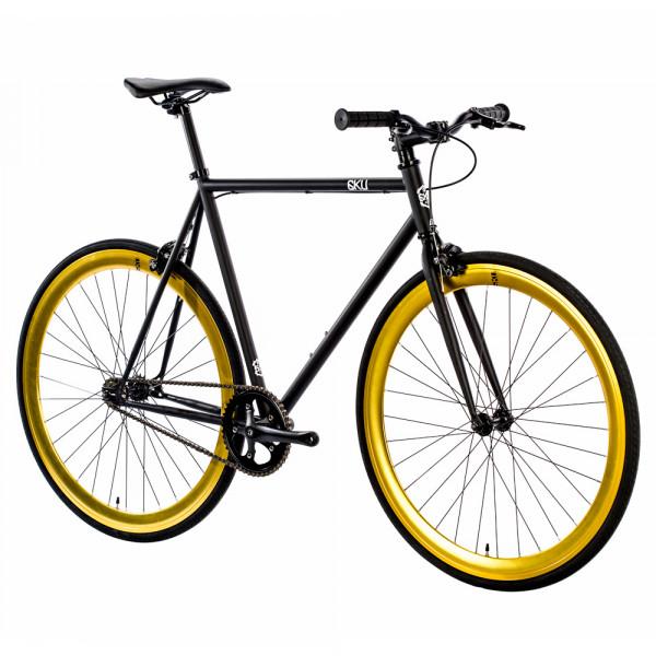 Nebula 2 Singlespeed/Fixed Bike - 45 mm Deep V Felgen