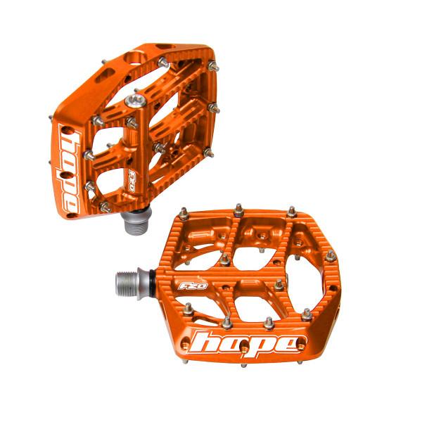 F20 Pedale - orange